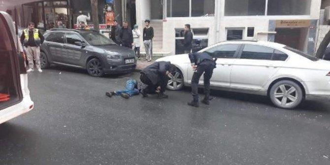 İstanbul Kağıthane'de sokak ortasında cinayet yaşandı!