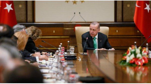 Beştepe ve AK Parti'de iki önemli toplantı