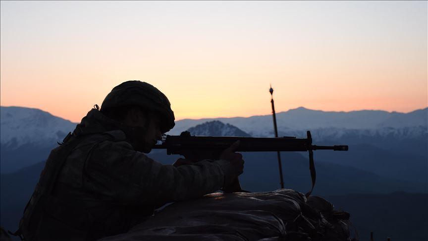 Pençe-2 Harekatı'nda 4 terörist daha etkisiz hale getirildi