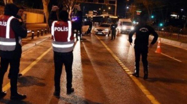 """İstanbul'da """"Yeditepe Huzur"""" Denetimi Yapıldı"""