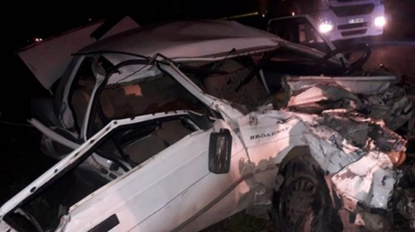 Şanlıurfa'da korkunç kaza: 9 kişi yaralandı