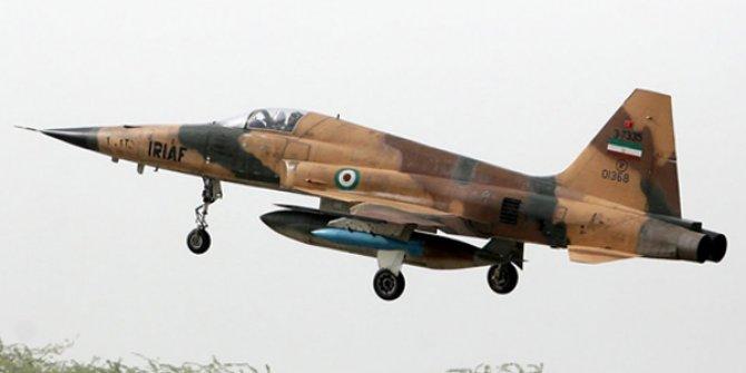 Ülkedeki savaş uçakları uluslararası koalisyonla operasyona katıldı!