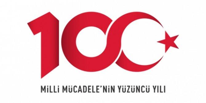 Milli Mücadelenin Yüzüncü yılı için logo belirledi!