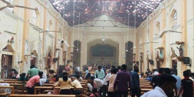 Sri Lanka'da peş peşe saldırılar: 207 ölü, 400 yaralı