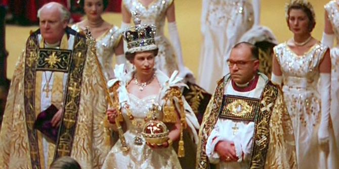 Kraliçe II. Elizabeth 93 yaşına girdi