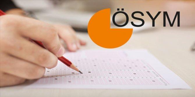 'Okul yöneticiliği' sınavı yapıldı
