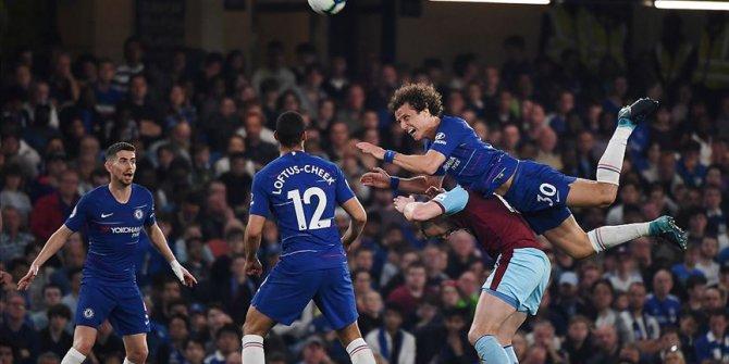 Chelsea 2 - 2 Burnley maç özeti ve golleri