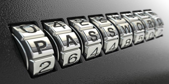 Milyonlarca insan '123456' şifresini kullanıyor