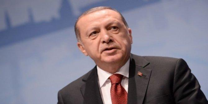 Cumhurbaşkanı Erdoğan, 23 Nisan'ı böyle kutladı