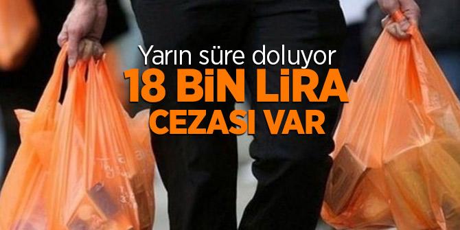 Yarın son! Yapmayana 18 bin TL ceza