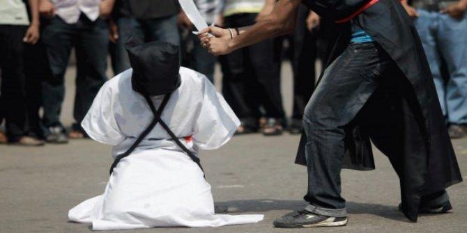 Suudi Arabistan tek sefer de 37 kişiyi idam etti