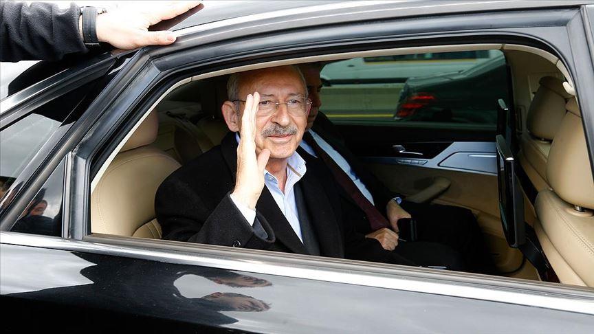 Çubuk Kaymakamlığı: Kılıçdaroğlu'nun gelişi anında bilgimiz oldu