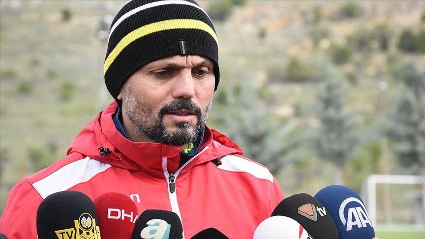 Erol Bulut'tan Ziraat Türkiye Kupası açıklaması! 'Hedefimiz adımızı finale yazdırmak'