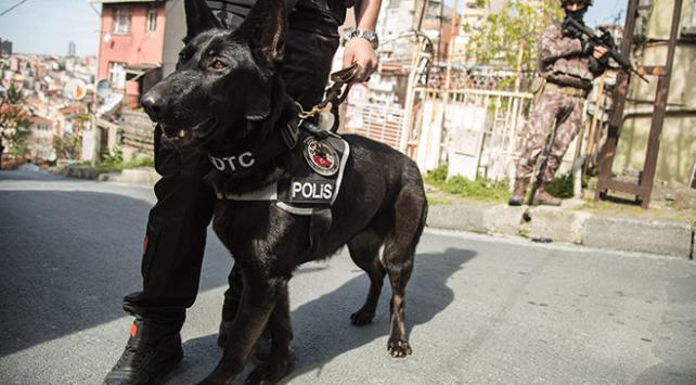 İstanbul'da uyuşturucu operasyonu: 7 gözaltı