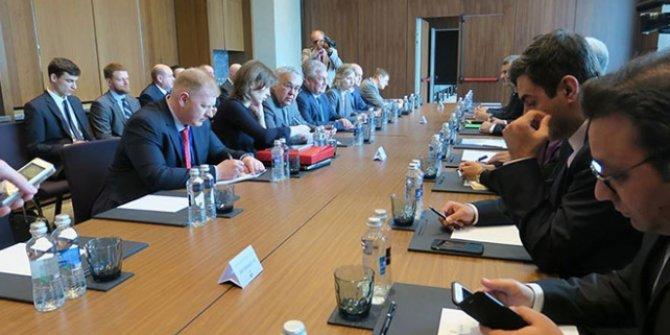 Suriye konulu 12. garantörler toplantısı başladı!