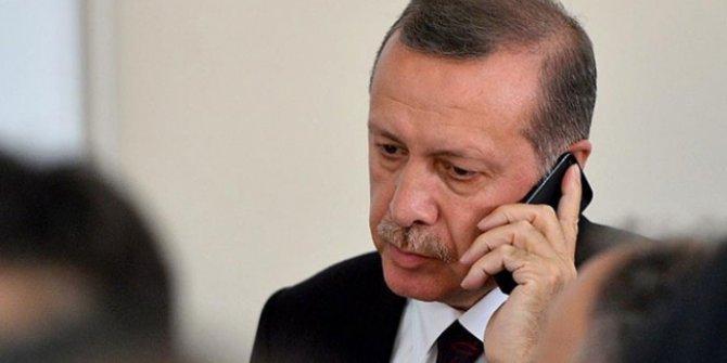 Erdoğan, Ukrayna'nın yeni Cumhurbaşkanı Zelenskiy ile görüştü!