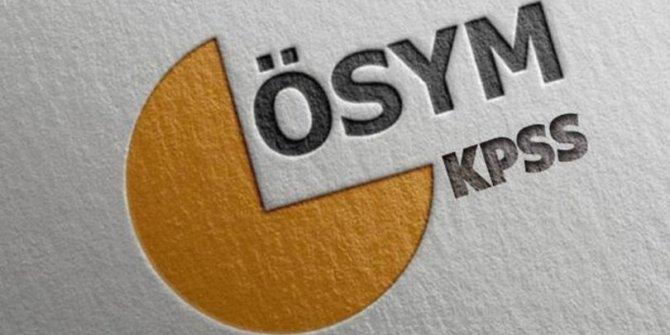 KPSS Alan Bilgisi oturumları cevap anahtarları yayımlandı!