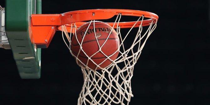 Milli basketbolcular Avrupa ikincisi oldu