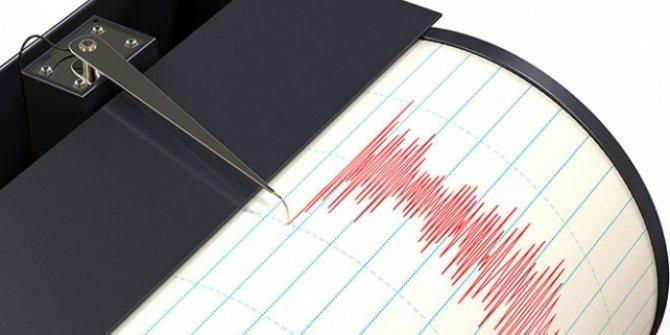 Çin'in güneybatısında 5,6 büyüklüğünde deprem