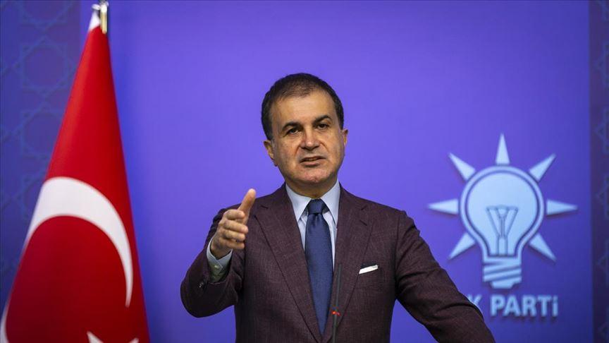 Ömer Çelik: 'YSK'nin kararı milli iradenin hakem tayin edilmesidir'