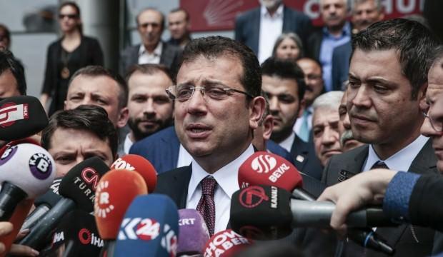 Ekrem İmamoğlu, Türkiye'yi Batı medyasına şikayet etti!
