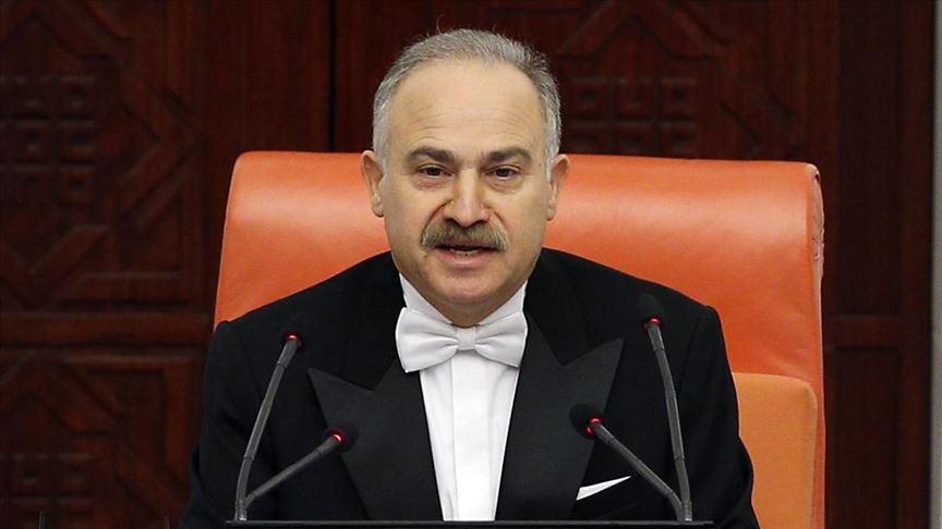 TBMM Başkanvekili Levent Gök'ten AA muhabiri açıklaması! 'Türkiye'yi derinden sarsmıştır'