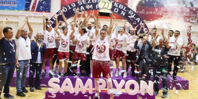 Elazığ İl Özel İdare Türkiye Kadınlar Basketbol 1. Ligi'ne yükseldi!