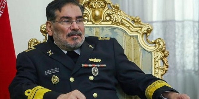 İran Ulusal Güvenlik Konseyi resmen durdurdu!