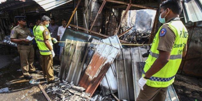 Ülkede  Müslümanlara ait bir fabrika ateşe verildi!