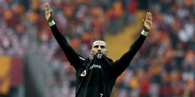 Quaresma, Beşiktaş'ta kalmak istiyor