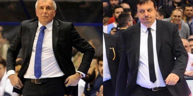 45'inci randevu! Ataman ile Obradovic...(22 yıllık rekabet)