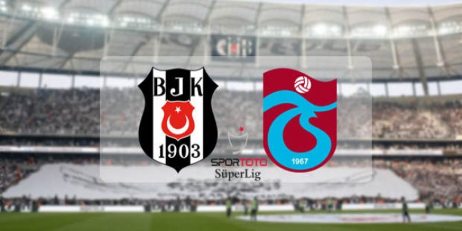Trabzonspor-Beşiktaş maçı biletleri satışa çıktı!