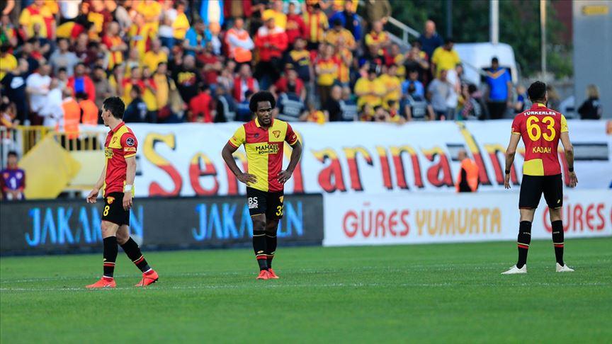 Göztepe'den TFF'ye maç günü tepkisi!