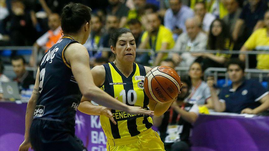 Kadınlar Basketbol Süper Liginde şampiyon Fenerbahçe oldu!