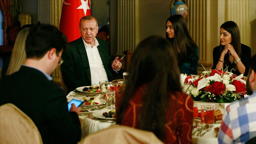 Erdoğan: S-400 konusunda geri adım atmamız kesinlikle söz konusu değil