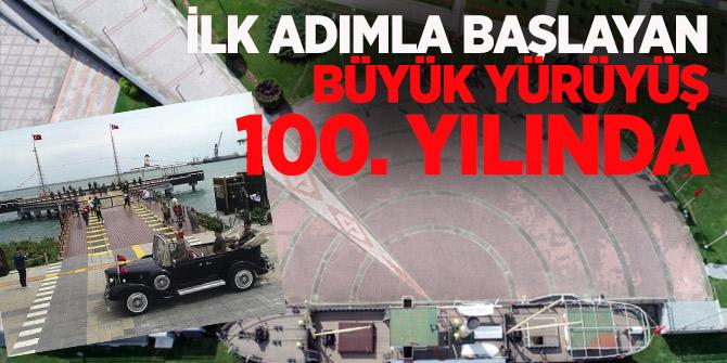 Büyük yürüyüş'ün 100. yılı