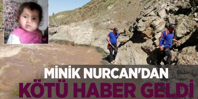 Minik Nurcan'dan kötü haber...