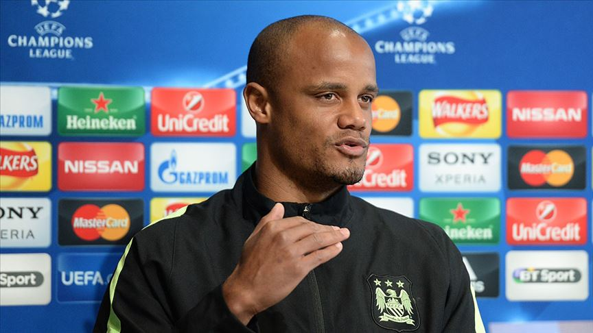 Kompany, Manchester City'den ayrıldı