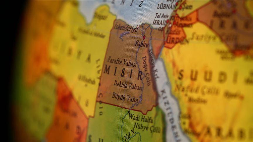 Mısır'daki patlamada 10 kişi yaralandı