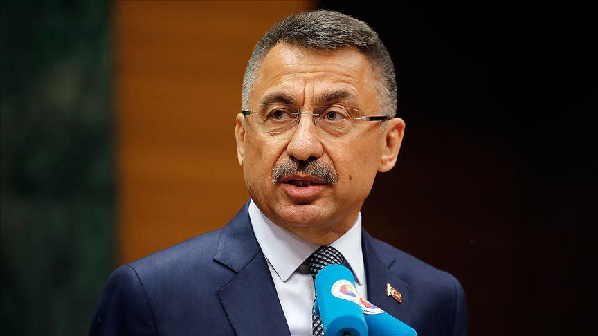 Cumhurbaşkanı Yardımcısı Oktay Ukrayna'ya gidecek