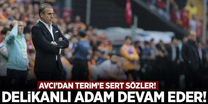 Abdullah Avcı, Fatih Terim'i topa tuttu! 'Çete halinde saldırdılar'