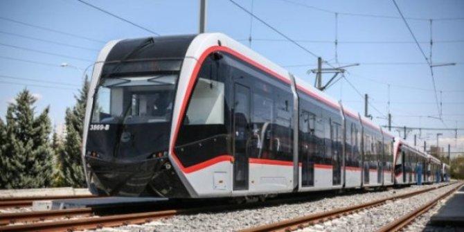İstanbul'a yeni tramvay hattı geliyor