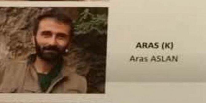 PKK'lı terörist Aras Faraşin yakalandı!