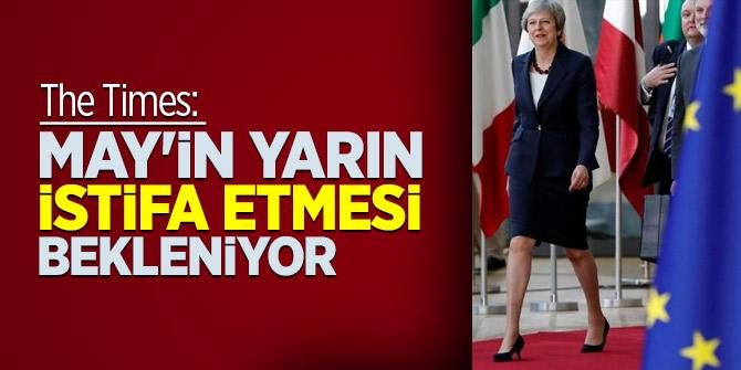 İngiltere Başbakanı Theresa May istifa edecek' iddiası