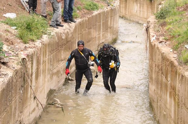Mersin'de su kanalına düşen çocuk yaşamını yitirdi