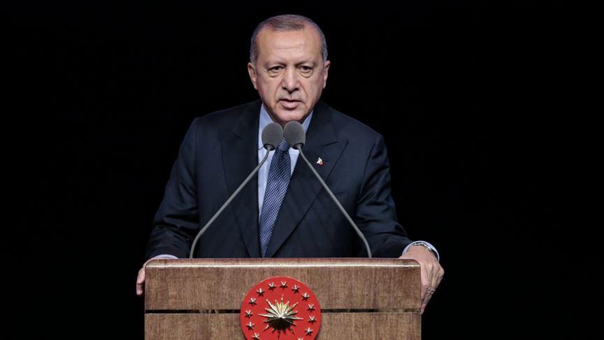 Cumhurbaşkanı Erdoğan: İstanbul halkının halel gelmesine göz mü yummalıydık