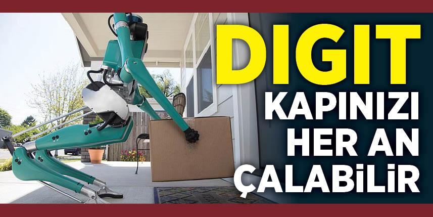 Kapınızı her an bir robot çalabilir