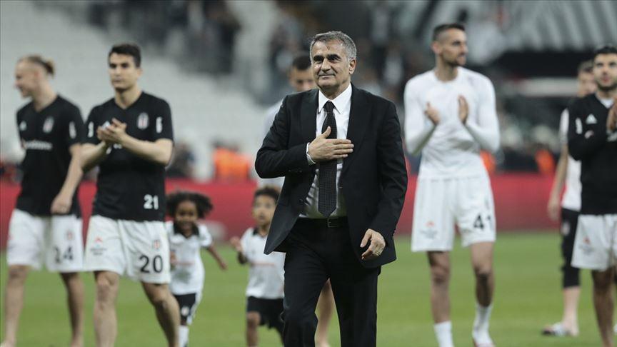 Beşiktaş'ta Güneş dönemi 3 puanla sona erdi
