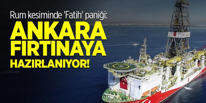 Rum kesiminde 'Fatih' paniği: Ankara fırtınaya hazırlanıyor!