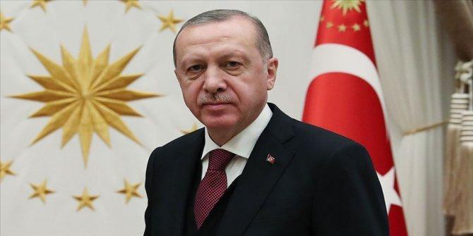 Erdoğan, KKTC Başbakanı Tatar'ı tebrik etti